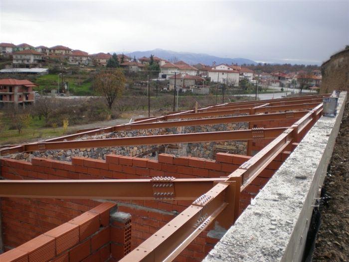 Πράσινη στέγη στον Αγιο Αθανασιο-Καϊμακτσαλάν / Πράσινες στέγες / Έργα - ΠΡΑΣΙΝΟ