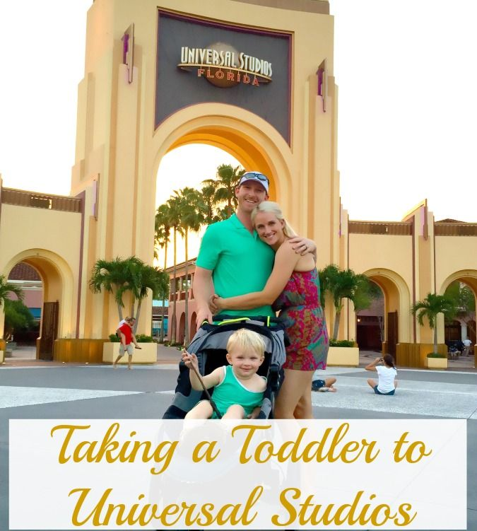 Holy Toledo Batman, Universal Studios is grossly underrated for toddlers. We just got back from our trip to Orlando, and after 2 days spent at Universal, I can vouch that there is SO much for ...