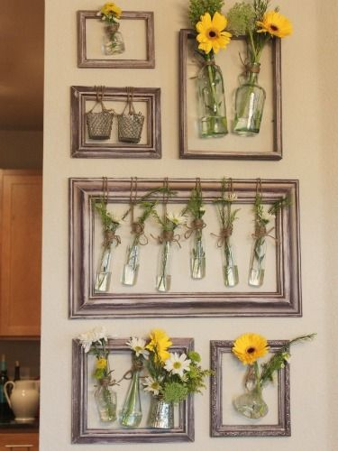 Transform a thrift store find into stylish (and helpful) decor.