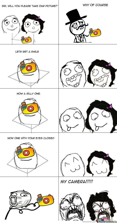 Taking a picture funny meme #funny #meme #memes #lol #rofl #ragecomic  Funny memes and pics