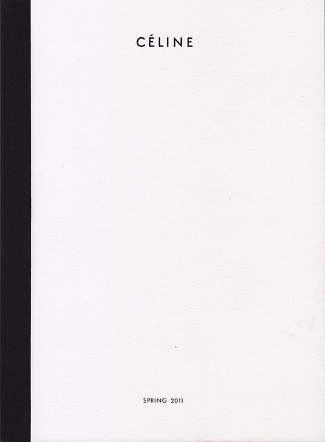 Simple front cover - appropraite for publication with minimalism theme