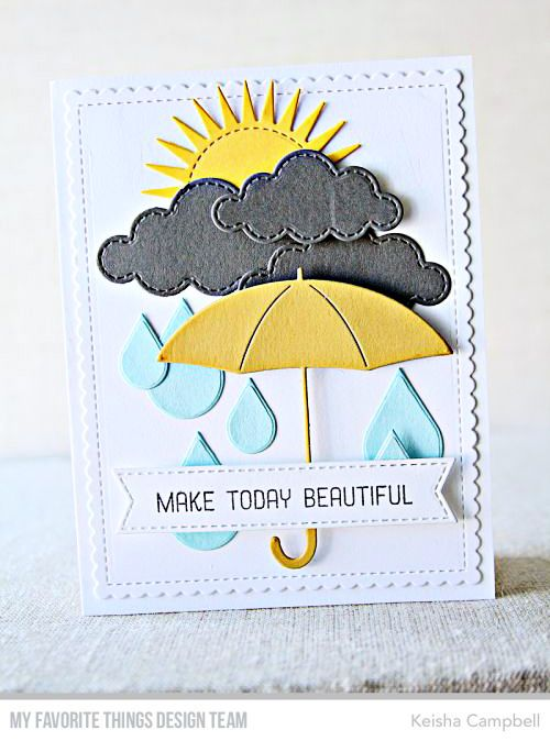 The  Best Umbrella Cards Ideas On   Greeting Cards
