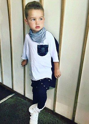 Melbourne based kids wear brand Lil' Mr is taking the world by storm with edgy and fun hip hop inspired clothes. Lil Mr' has been seen on Kourtney Kardashian's son Mason Disick.