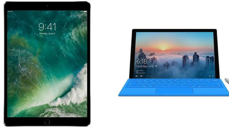 Apple iPad Pro 2 10.5 vs Microsoft Surface Pro 4 Subscribe! http://youtube.com/TechSpaceReview More http://TechSpaceReview.tumblr.com