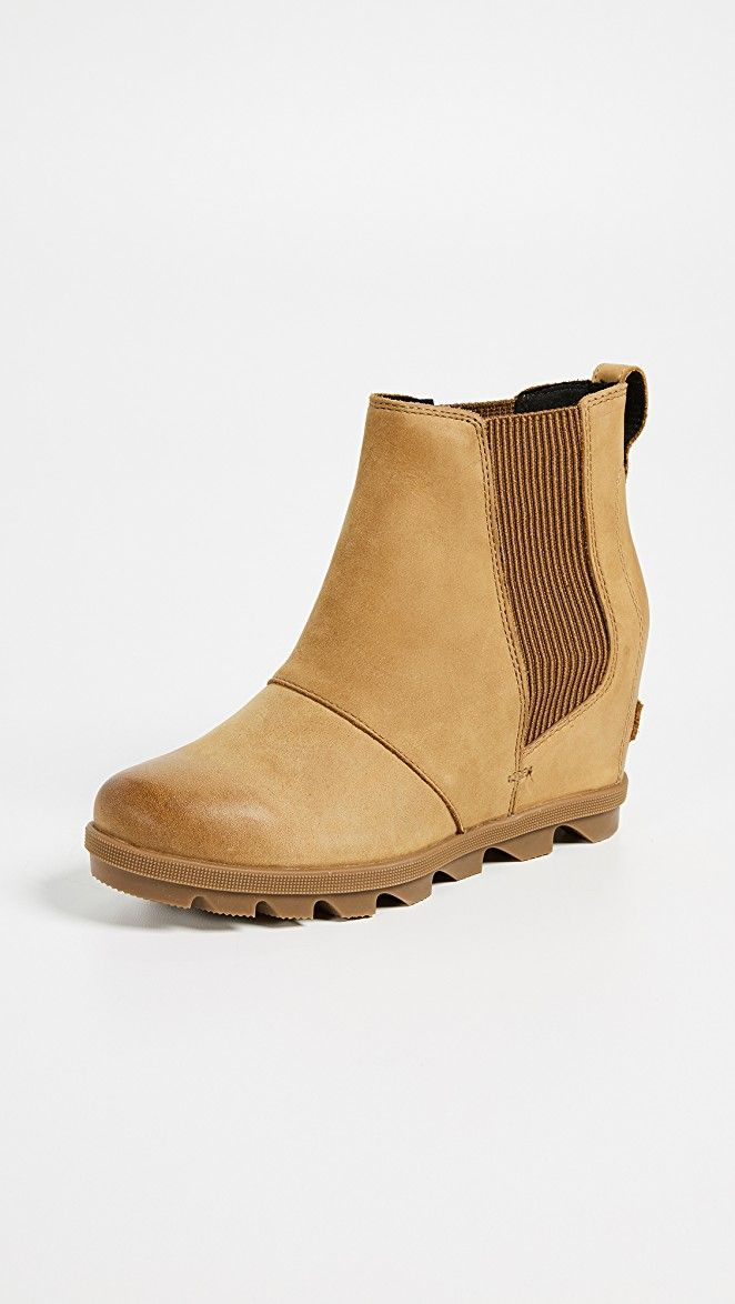 877c431b6bc Sorel Joan of Arctic Wedge II Chelsea Boots