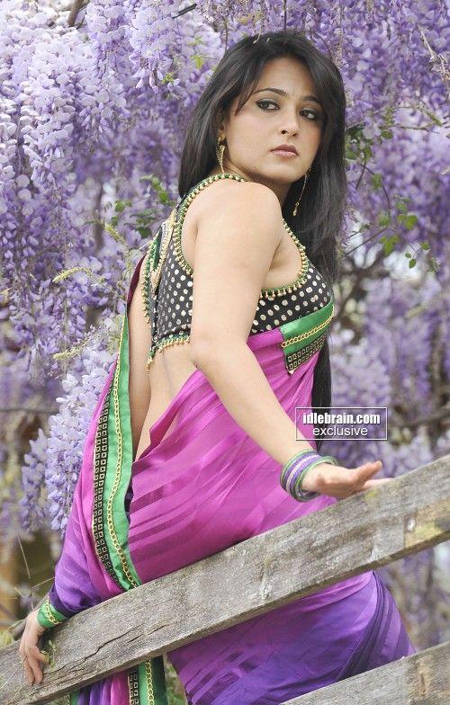 ... about Anushka Shetty on Pinterest | Gabbar singh, Actresses and Saree