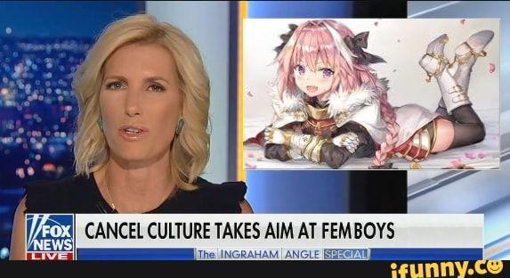 M Cancel Culture Takes Aim At Femboys Ifunny Popular Memes Take Aim Culture
