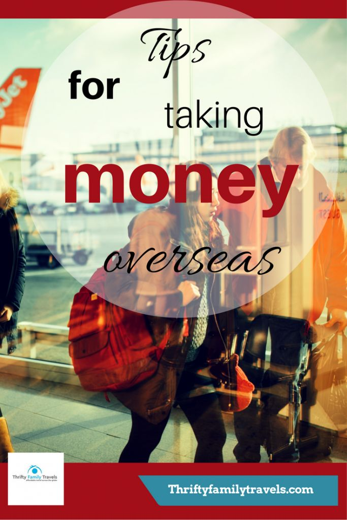 Taking money overseas | Use these practical tips to minimise bank fees whilst spending your own money travelling overseas.
