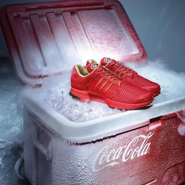 Just in time for the summer the ClimaCool 1 'Coke' releases worldwide tomorrow May 28th. by adidasoriginals
