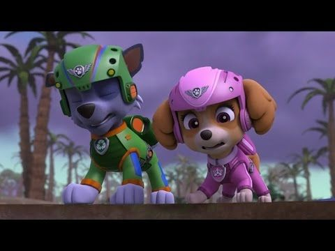 NEW Paw Patrol full episodes 2017 ❂ All Star Pups ❂ Pups Save the Diving Bell - YouTube