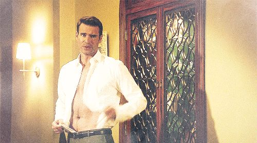 Pin for Later: The Wild Roller Coaster That Is Loving Scandal's Jake Ballard Plus, he has an amazing body.