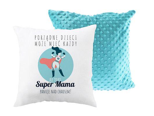 Poduszka Minky Dzień Matki Mothers Day Pillows Throw