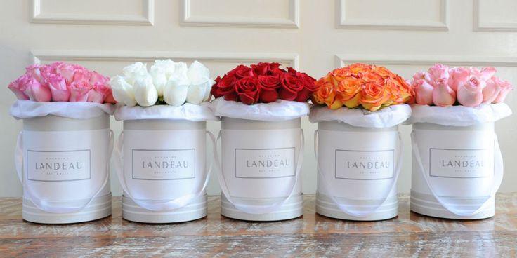 Meet New York's Fashionable Flower Service Landeau - Landeau Roses Delivery NYC