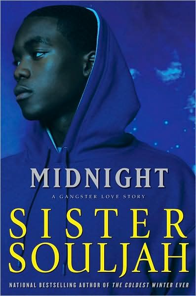 My favorite book written by an African American is Midnight: A Gangster Love Story by Sister Souljah. This is a very good book about a boy moving from Africa to America.