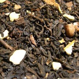 Pu-Erh Choco-Orange » Té rojo pu-erh, cacao y naranja.