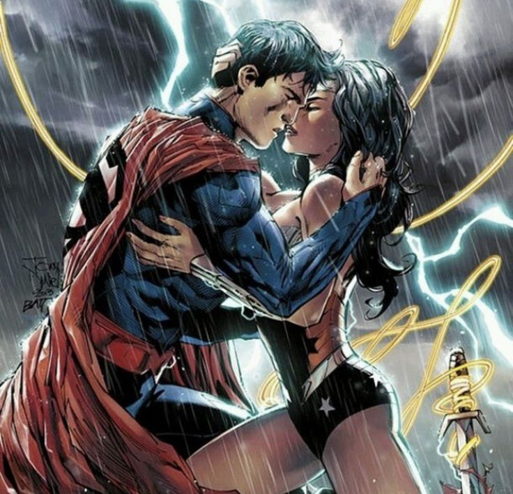 23 best Superman and Wonder Woman images on Pinterest ...