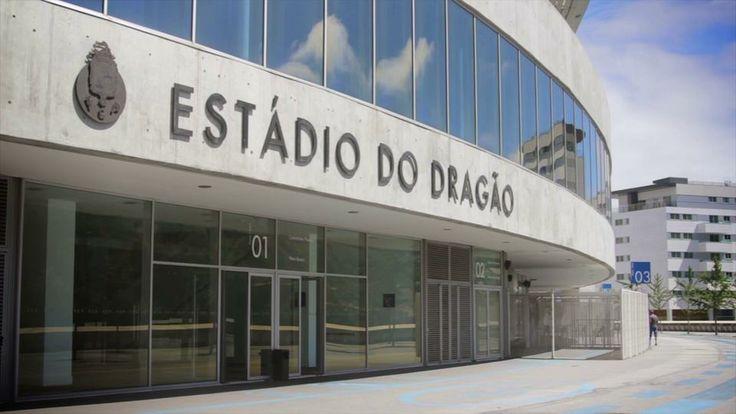 A nova relva do Futebol Clube do Porto on Vimeo