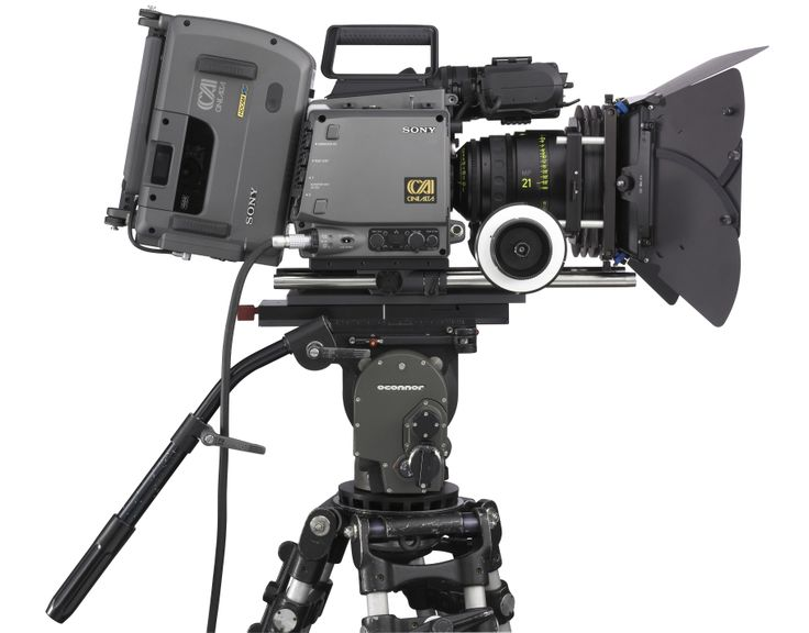 Sony movie making equipment