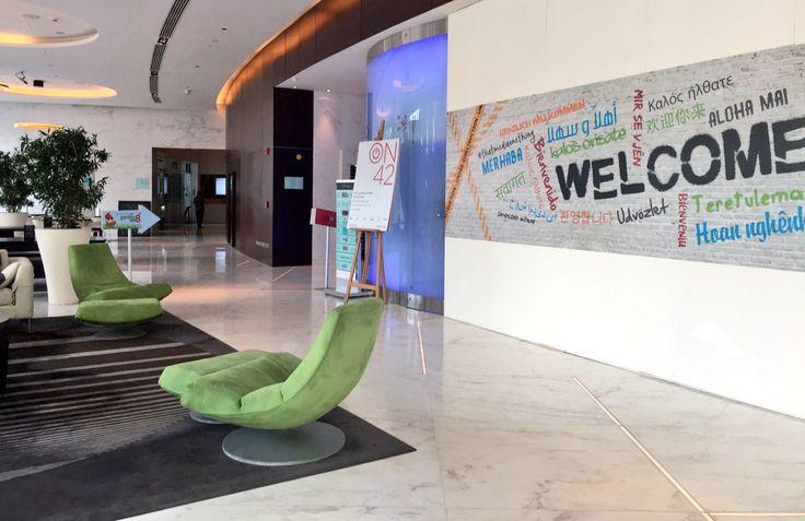 Review: Media One Hotel, Dubai