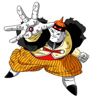 DBZ - Android 19