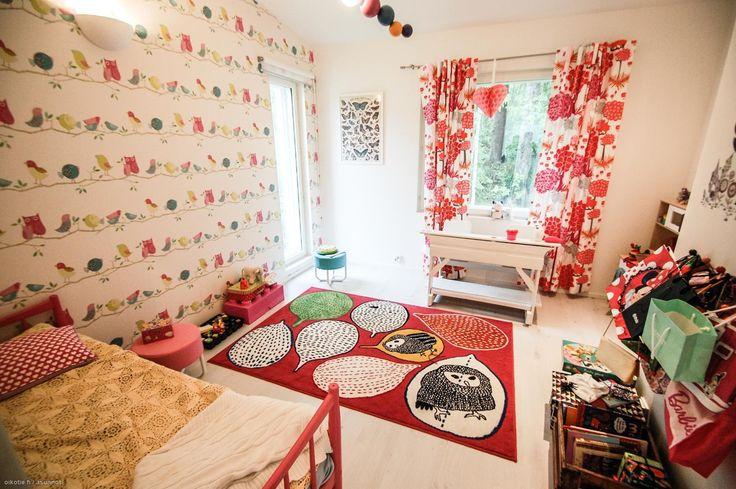 Myytävät asunnot, Tillinmaanpuisto 6 B, Espoo #oikotieasunnot #lastenhuone #kidsroom