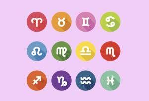 Símbolos do zodíaco