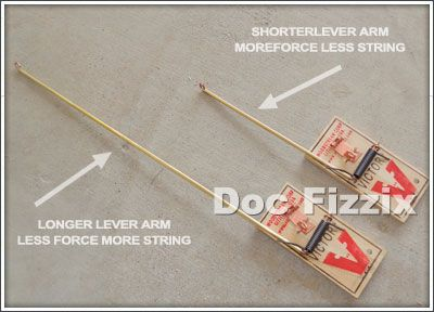 Mousetrap Cars | Instructions | Construction Tip | Pulling Force