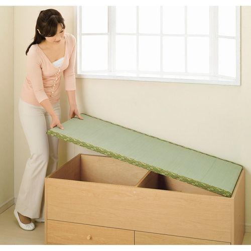 ユニット畳シリーズ お得なセット 6畳セット 幅180奥行240cm 高さ31cm ... 拡大する; もどる