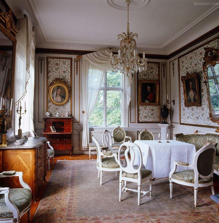 261 best style: swedish & gustavian style images on pinterest
