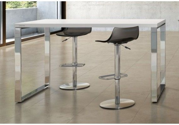 precio mesa diseño alta fija coloritta de cancioa un impresionante precio, balda extaible, cancio, precio, comprar online, deslizante, barra de bar y mosrador