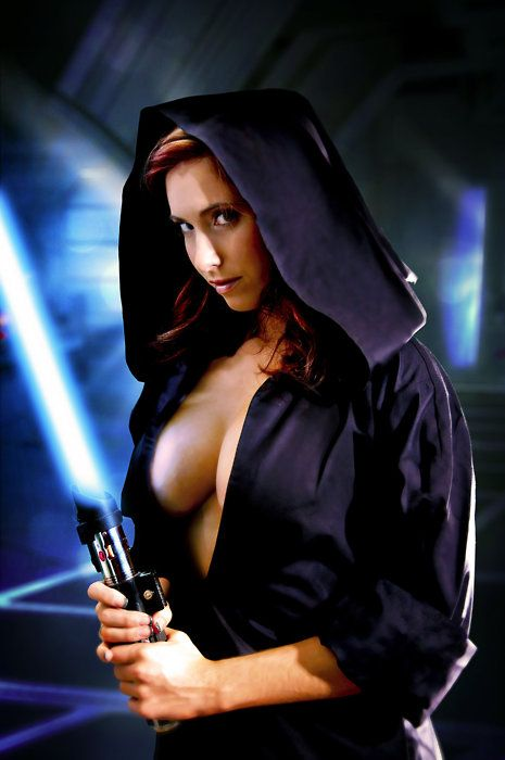 Sith, wanted join the dark side now lol