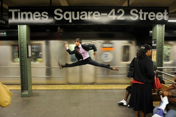bailarino danca fotografia Jordan Matter