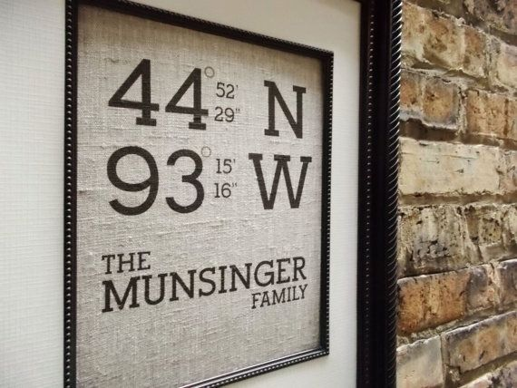 The 25+ best Personalized housewarming gifts ideas on Pinterest ...