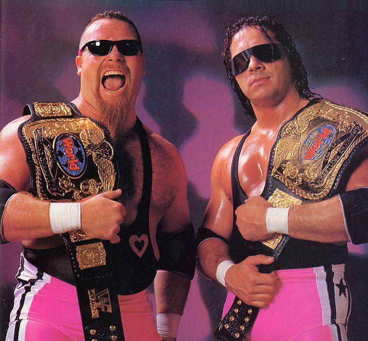 World Wrestling Federation (Aquellos Maravillosos 80's) - Página 5 B8f5d98411c78315c884d4ed484891bd--hitman-hart-wwe-photos