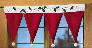 Resultado de imagen para cortinas navideñas 2014