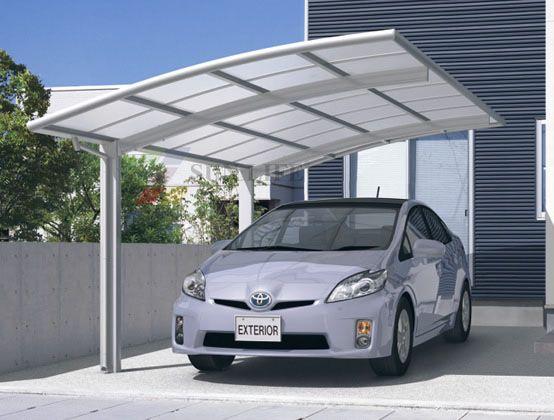 Polycarbonate Carport Designs : Transparent kayak pc sheet aluminum carport polycarbonate