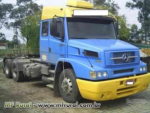 Mercedes Benz 1620 - Brasil