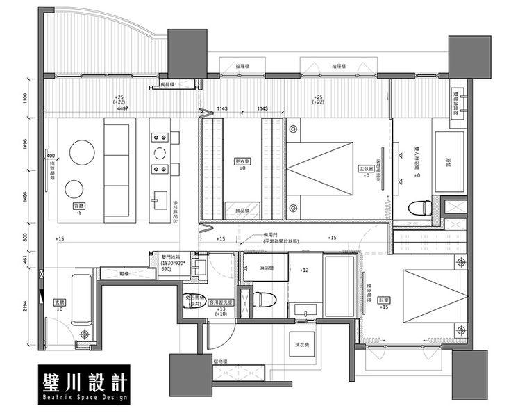 871 best Modernismo e privacidade images on Pinterest Architecture - plan cuisine restaurant normes