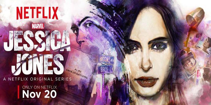 Jessica Jones, une série de Melissa Rosenberg : Critique du pilote