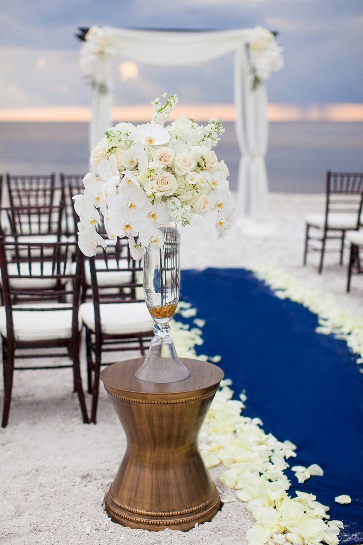 Best 20+ Beach Wedding Aisles Ideas On Pinterest