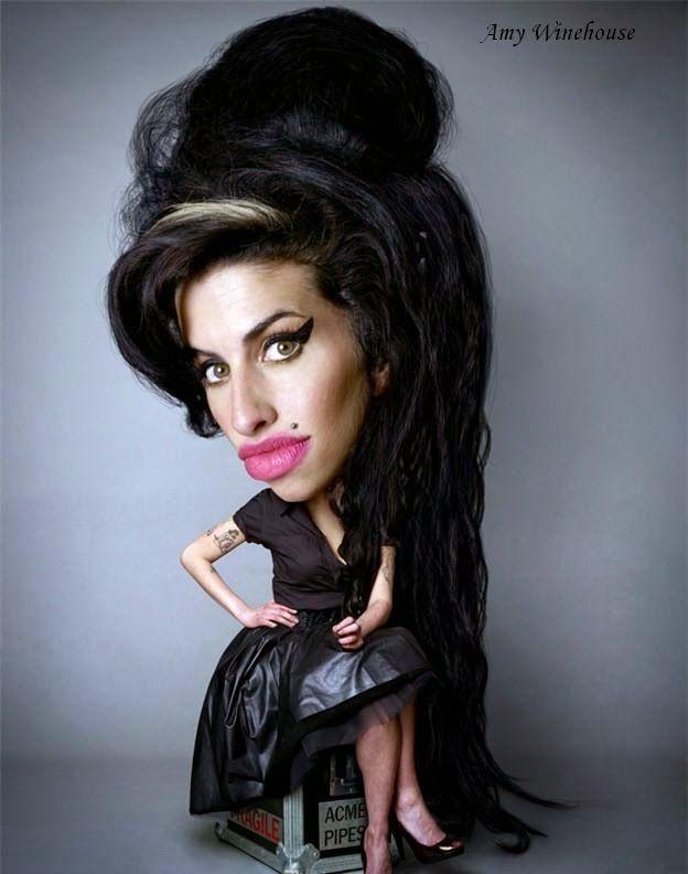 Cantantes de todos los Tiempos: Amy Winehouse - Biografia