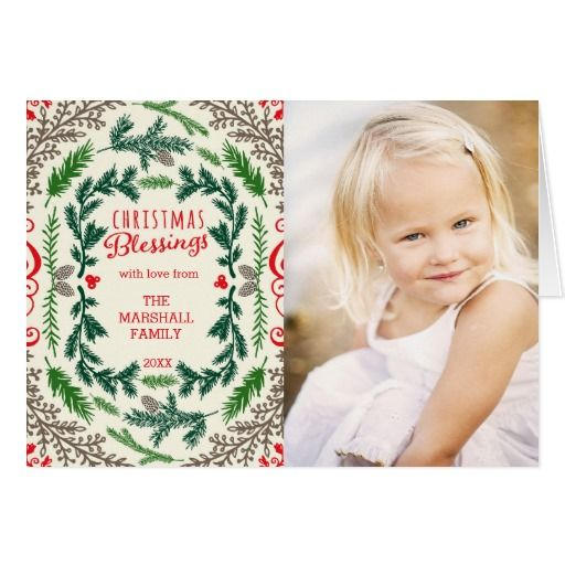 58 best custom christmas cards and holiday cards images on for Best personalized christmas cards
