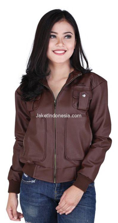 Jaket wanita CDI 068 adalah jaket wanita yang nyaman untuk...