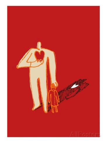 Sharing Love Giclee Print by Jordi Elias at AllPosters.com
