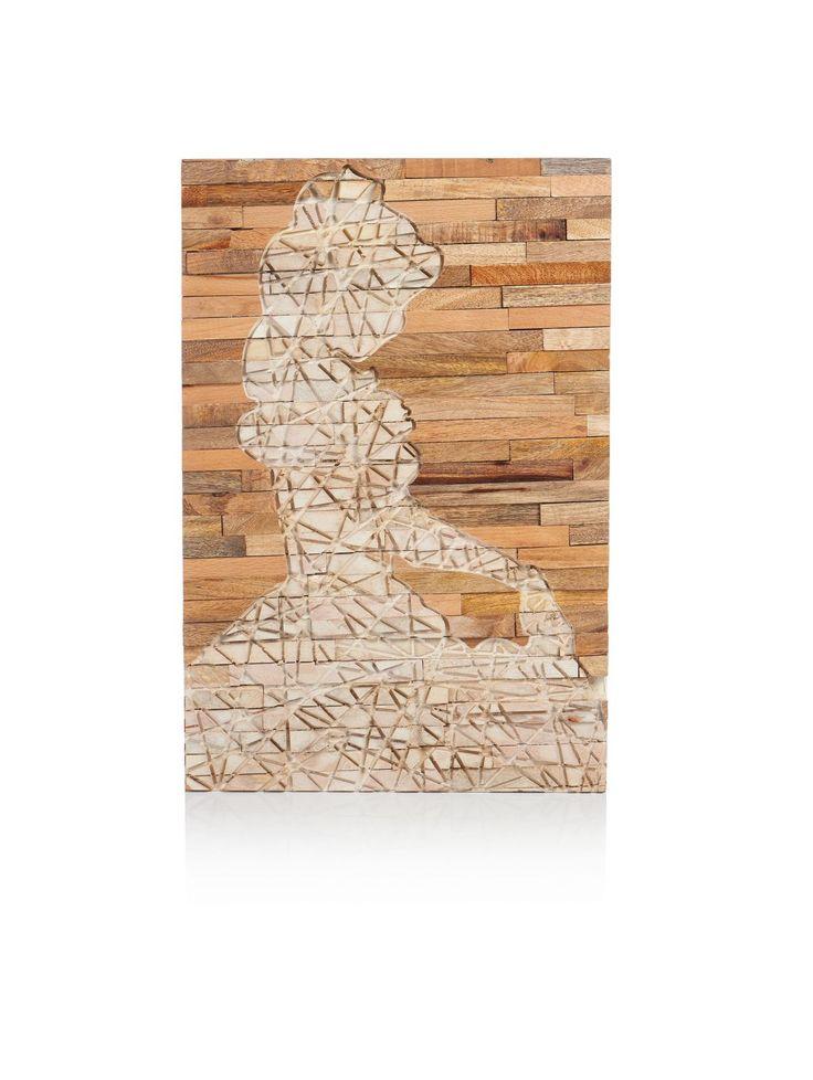Wanddekoration, Holz Jetzt bestellen unter: https://moebel.ladendirekt.de/dekoration/wandtattoos/wanddekoration/?uid=779f928d-5f1e-5305-b45e-7666eaf1096e&utm_source=pinterest&utm_medium=pin&utm_campaign=boards #living #tattoos #wohnaccessoires #dekoration Bild Quelle: impressionen.de
