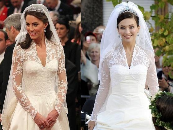 Свадебное платье принцессы великобритании