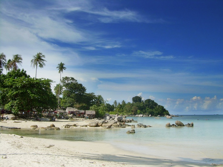 Trikora Beach - Bintan Island - Indonesia. If you never been here. You should !