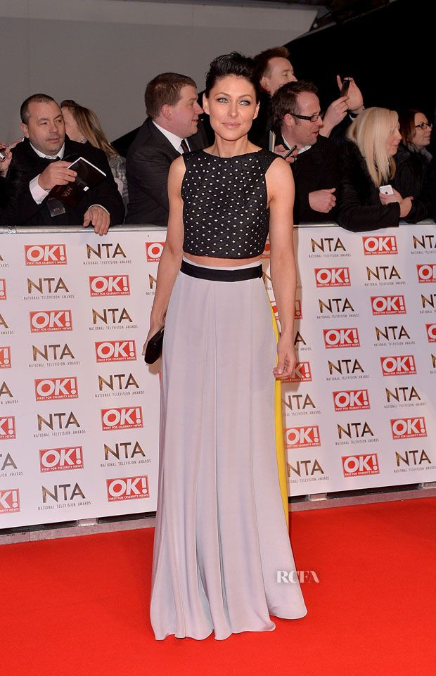 Emma Willis - 2015 National Television Awards