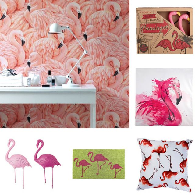 #GettheLook with @thewarehousenz!  1. Garden Flamingo Stake Set 2 Piece 2. Home & You Canvas Art Flamingo 3. Elemis Cushion Reversible Filled Flamingo 4. Elemis Limited Edition Mat Printed Coir Flamingos Pink  5. Tropicana Polyester Flamingo Hooks in PVC 6. Elemis Throw Flannel Flamingo #thewarehousenzhacks #furniture #NewZealand  #thewarehousenz #interiors #house #styling #style