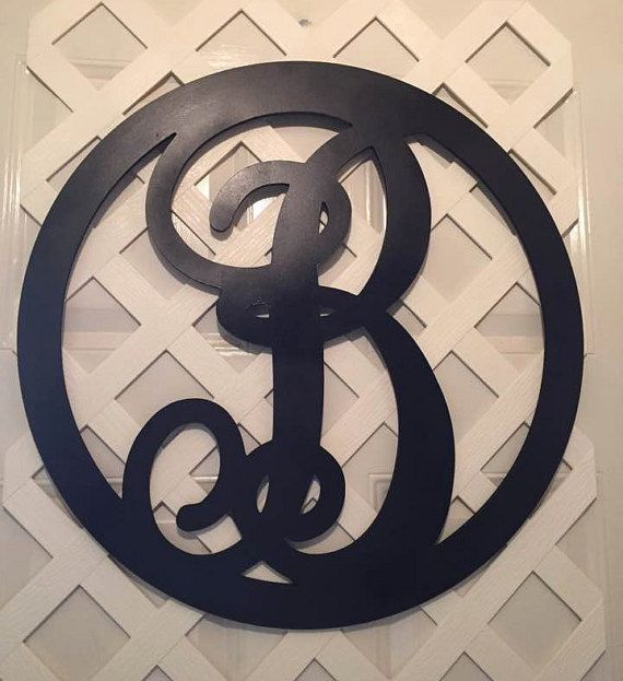 Best 25+ Monogram door decor ideas on Pinterest | Initial ...